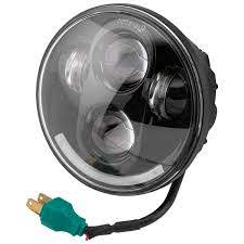 Letric Lighting Co. LED Premium Projector Headlight 7""