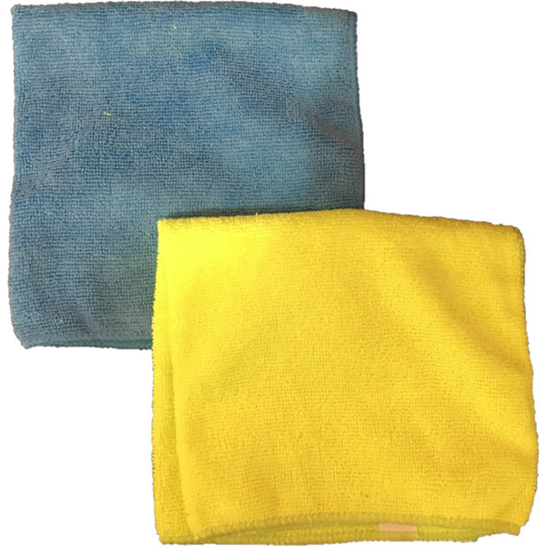 2 Pack- Microfiber Cleaning Towels