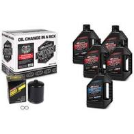 Maxima Sportster Synthetic 20W50 Oil Change Kit