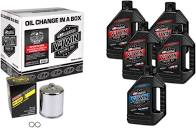 Maxima Sportster Synthetic 20W50 Oil Change Kit CHR