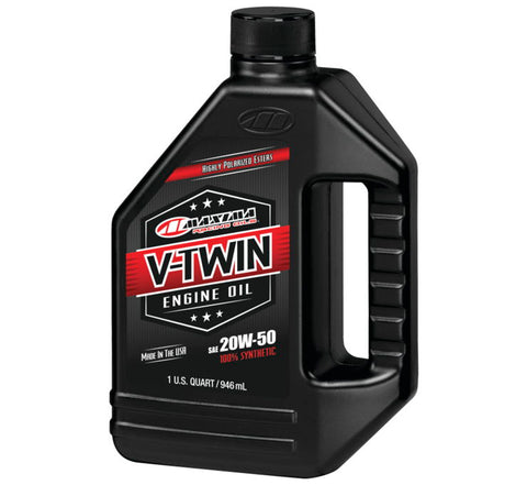 Maxima V-Twin Full Synthetic Oil