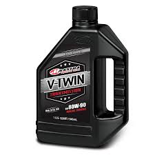 Maxima V-Twin 80W90 Transmission/Gear Oil