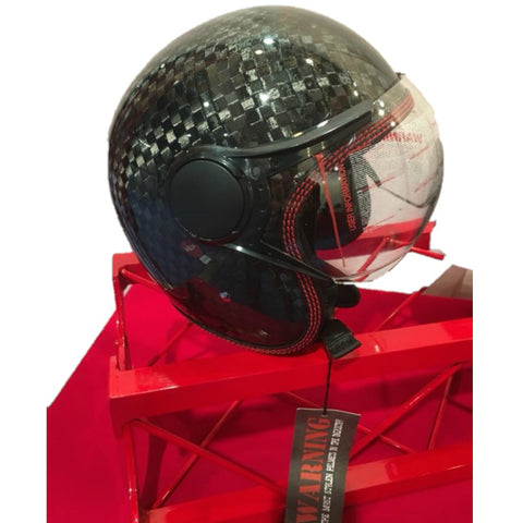BADASS-SUPERSONIC 3/4 Helmet
