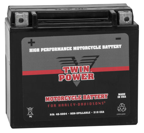 Twin Power High-Performance Maintenance Free Batteries 485005