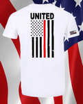 UNITED line (thin line) FREEDOM FLAG Shirt
