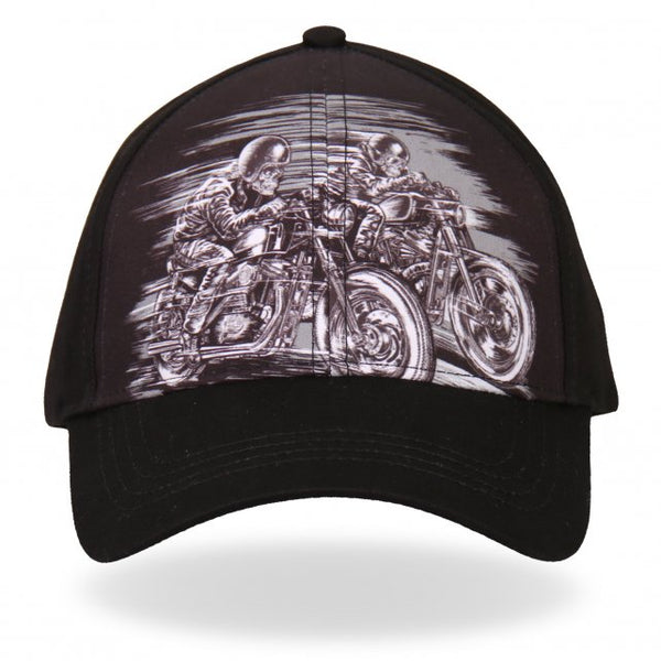 Skull Riders Ball Cap