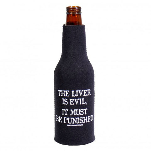 Liver is Evil Bottle Wrap