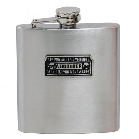 Ask a Brother Flask