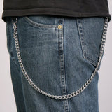 Metal Clip Wallet Chain