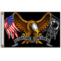 All Gave Some Eagle Flag