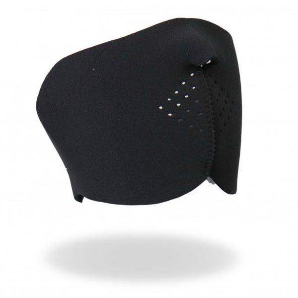 Black Neoprene 1/2 Mask