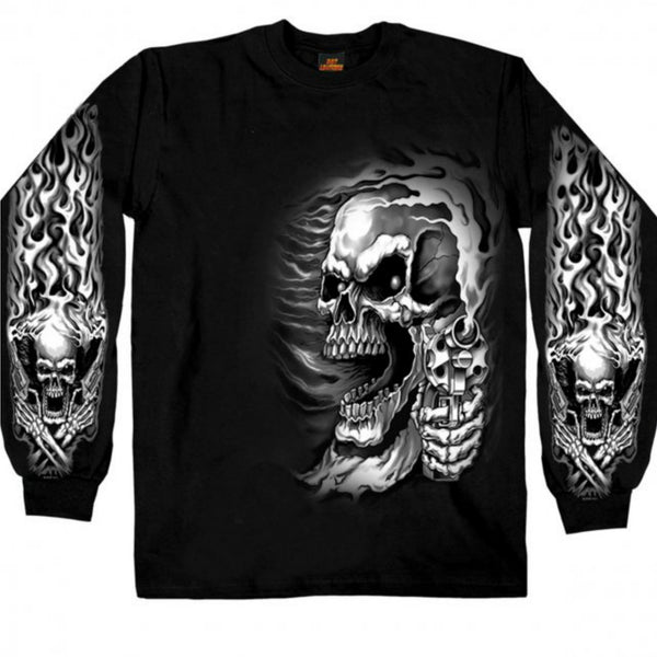 Assassin Long Sleeve Shirt