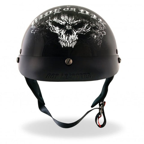 D.O.T. Biker for Life Helmet