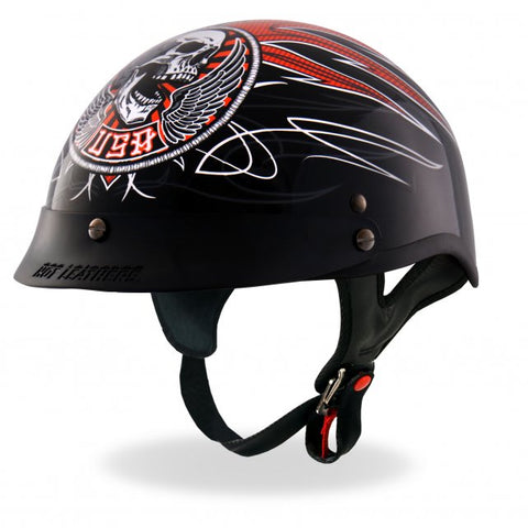 D.O.T. Stitches Helmet