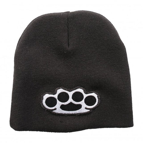 Brass Knuckles Knit Hat