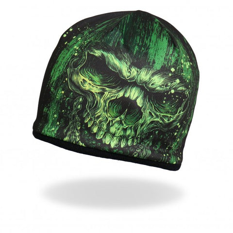 Sublimated Shredder Skull Beanie