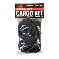Jumbo Motorcycle Storage Cargo Net