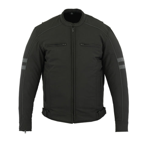 Men's All Season Textile Jacket