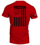 Mountain FREEDOM FLAG Shirt