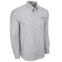 USAT Grey Check Long Sleeve