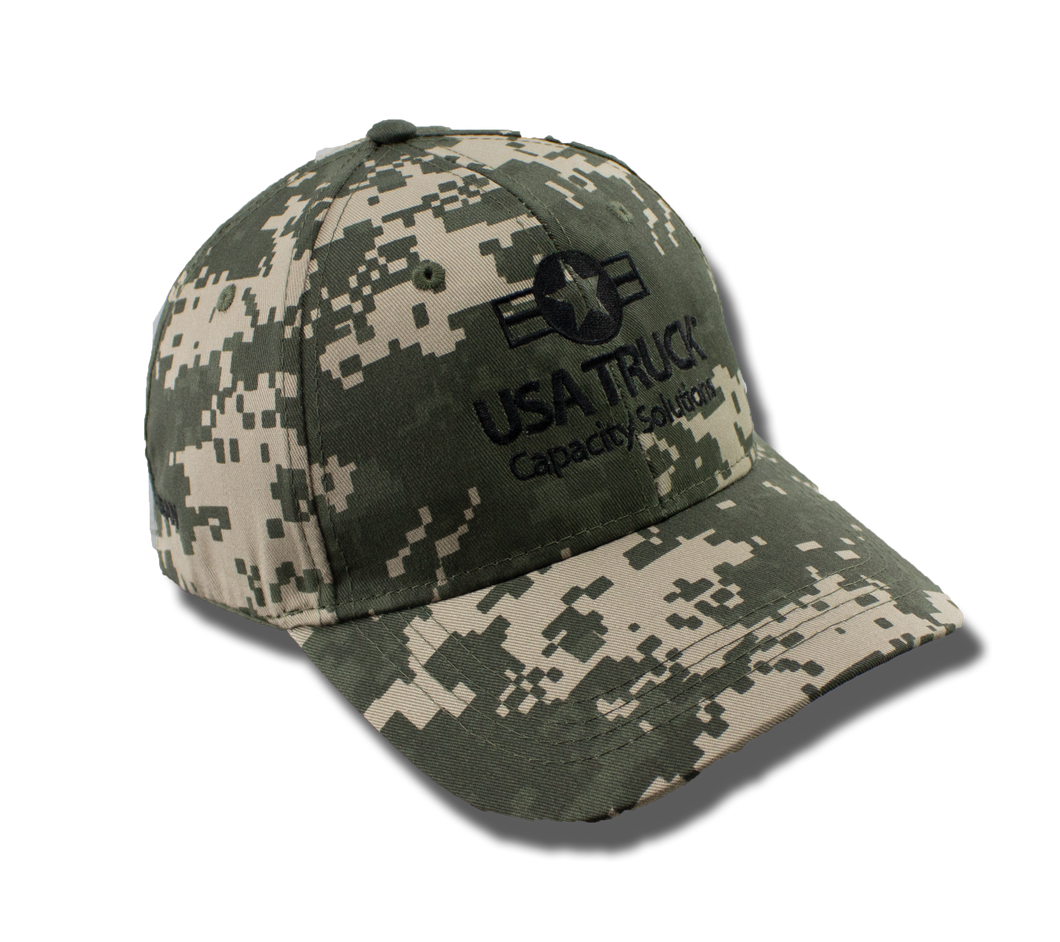 Army Camouflage Cap