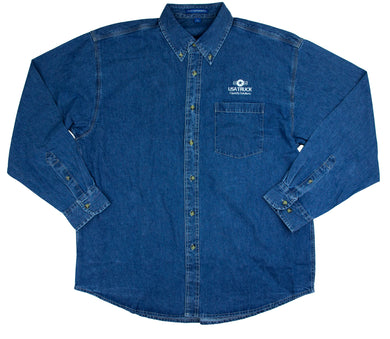 USA Truck Heavyweight Denim Shirt