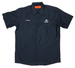 USA Truck Trainer Button Up Shirts