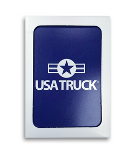 USA Truck Playing Cards