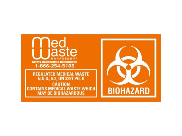Biohazard Label (Call To Order)