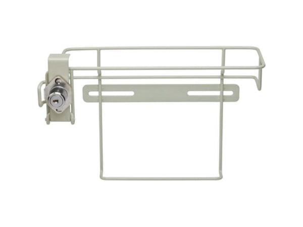 Locking Wire Wall Mount - For 5 Quart Sharps Container