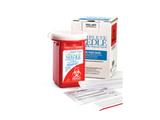 Mailable Sharps Container- 1 Quart