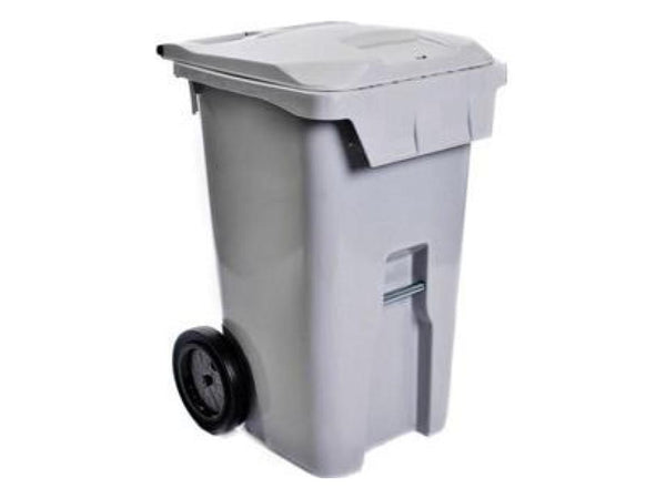 65 Gallon Paper Cart