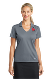 Ladies Nike Dri-Fit Polo