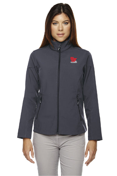 Ladies Core 365 2-Layer Fleece Bonded Soft Shell Jacket