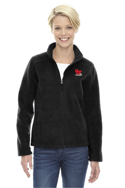 Ladies Core 365 Fleece Jacket