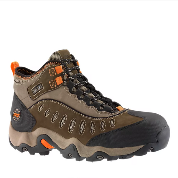 Timberland Waterproof Pro Mudslinger Steel Toe Work Shoes
