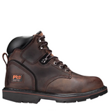 "Timberland Pit Boss 6"" Steel Toe Work Boots"