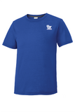 Youth Dri-Wicking Tee with Cotton Touch