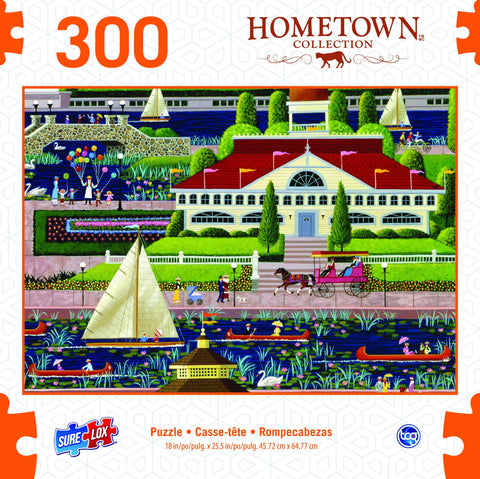 300pc Sunday in the Park Puzzle