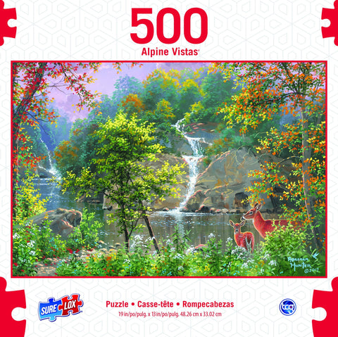 500pc Discovering Nature Puzzle