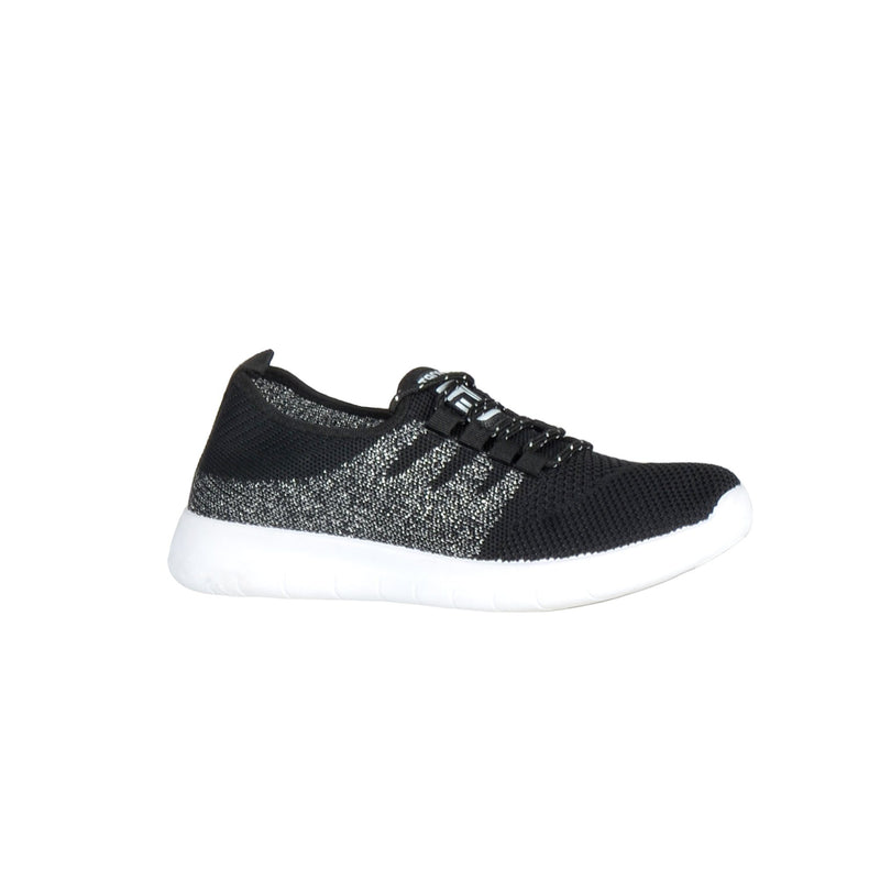 Sparkly Running Shoes - Black - Magasins Hart | Hart Stores