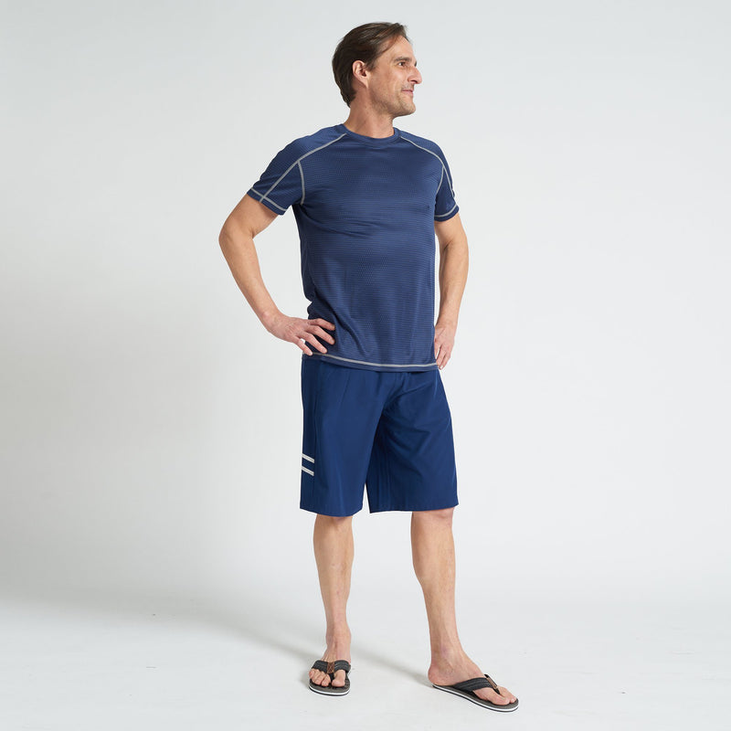 Polargear - Navy Sports T-Shirt - Magasins Hart | Hart Stores