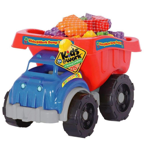 Kids At Work 25 Pcs Truck Bulk