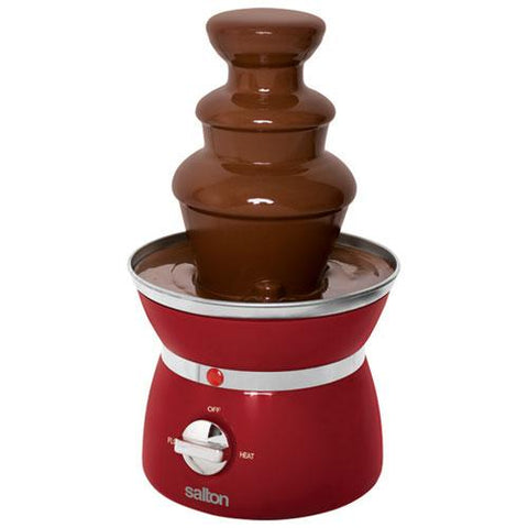 Salton - 3 Tier Electric Chocolate Fountain