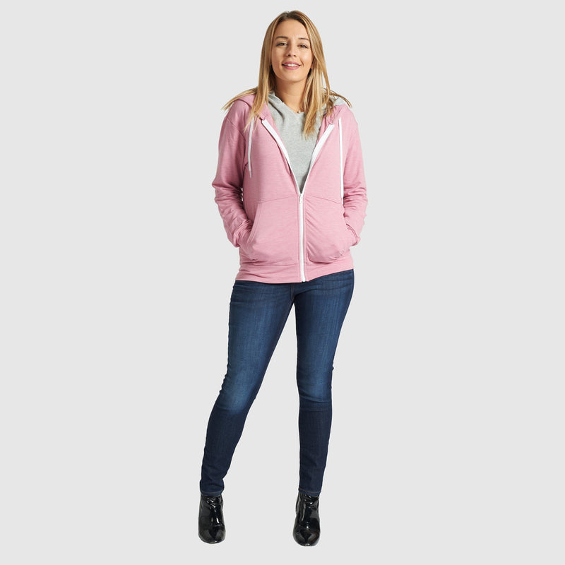 Hooded Hoodie - Pink - Magasins Hart | Hart Stores
