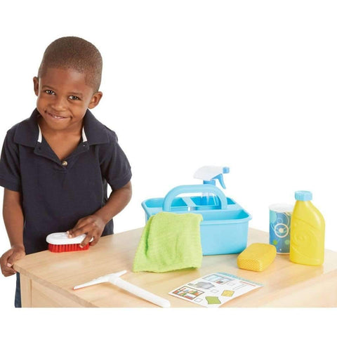 Melissa & Doug - Cleaning Caddy Set