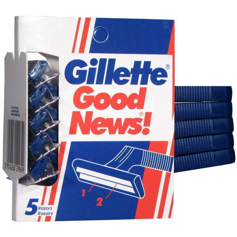 Gillette - Good News Disposable Razor - Magasins Hart | Hart Stores