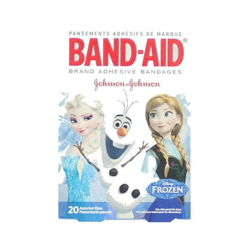 Band-Aid - Disney's Frozen Bandages