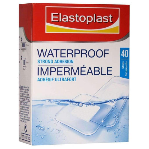Elastoplast - Waterproof Bandages
