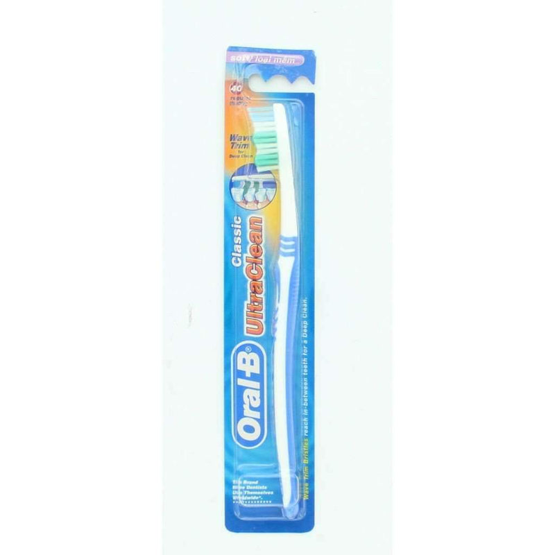 Oral-B - Toothbrush, Soft - Magasins Hart | Hart Stores